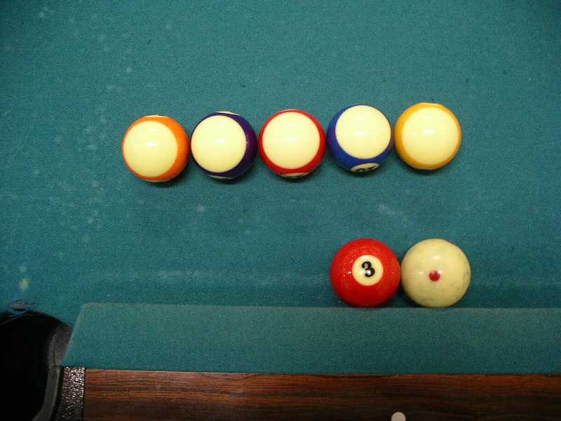 Poolhall Junkie's Timing Jump